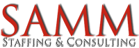 SAMM Staffing & CONSULTING